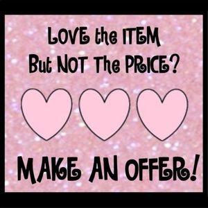 Other - 💗Make an offer!💗
